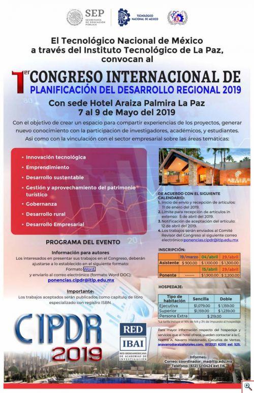 CIPDR 2019 posgrado
